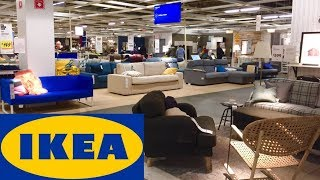 Ikea 2020 Shop With Me Furniture Sofas Chairs Tables Home Decor Shopping Store Walk Through 4k
