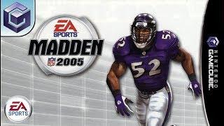 Longplay of Madden NFL 2005