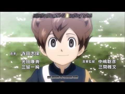 Inazuma Eleven GO - Sombra [Opening Castellano]