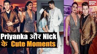 Priyanka Chopra and Nick Jonas cute moments at Cannes 2019