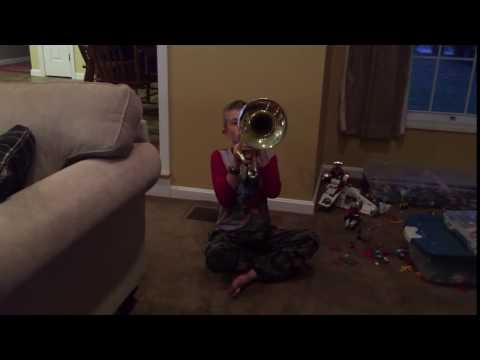 There's a first time for everything - The Trombone