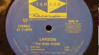ARABIAN PRINCE - Situation Hot / LAYIZON - Ride Inside / ROCKELL - In A Dream