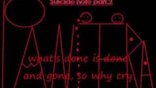 Pantera suicide note pt.2 with lyrics
