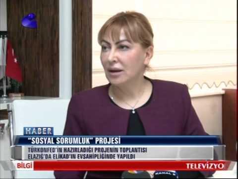 TÜRKONFED Sosyal Sorumluluk Projesi - Kanal E
