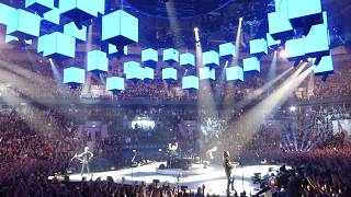 Metallica - Enter Sandman (Live) @ SAP Arena Mannheim 16.02.18