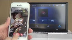 "7"" 1080P Touch Screen Bluetooth Car Player 7012B"