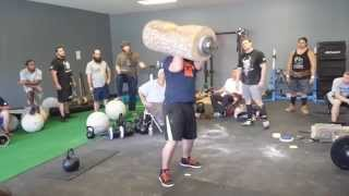 Summer Raid 2014 - First Strongman Competition