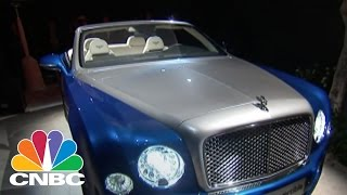 Bentley's New 'Grand Convertible': Ultimate Luxury | CNBC