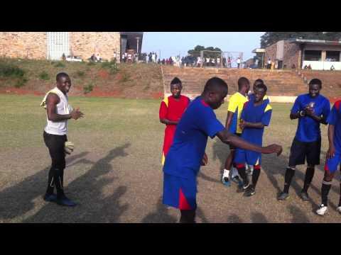 Hearts of Oak players having fun after training session - GHANAsoccernet.com