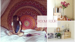 One of Freya Haley's most viewed videos: ROOM TOUR (IKEA, URBAN OUTFITTERS + MORE)