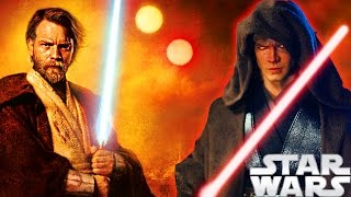Was Anakin Skywalker More Powerful Than Obi Wan in Revenge of the Sith? Star Wars Explained