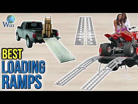 7 Best Loading Ramps 2017