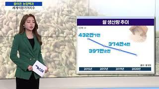 [풀어쓴 농업백과] 세계식량가격지수
