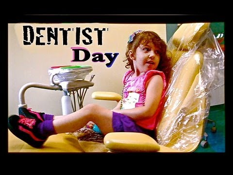 DITL of Parents of 4 Kids-Dentist Day!