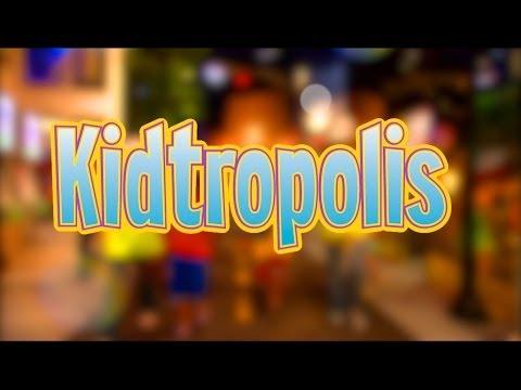Kidtropolis USA | Presented by Bank of America