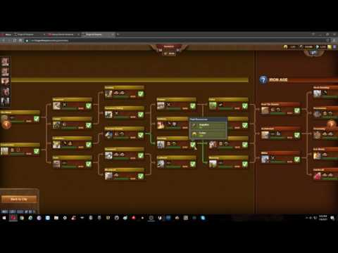 Forge of Empires Bronze Age Tutorial