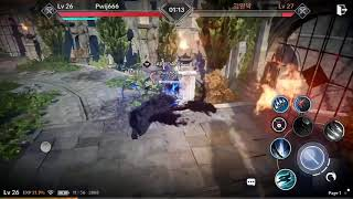 New Char Tamer Black Desert Mobile PVP