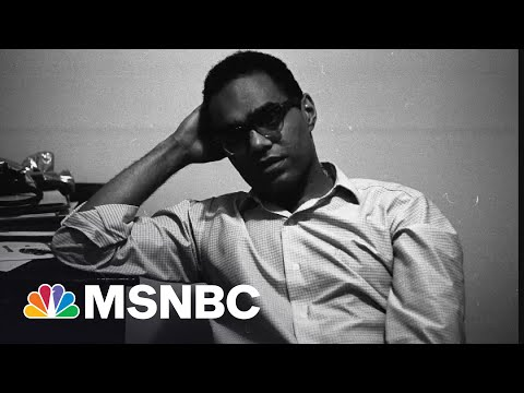 'Legend Of The Movement': The Story Of Civil Rights Activist Bob Moses