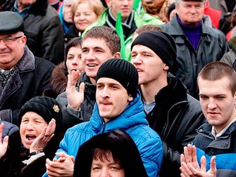В Петербурге прошел митинг валютных заемщиков