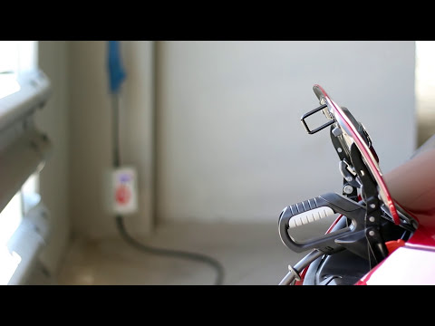 Portable EVSE Electric Vehicle Charging Box