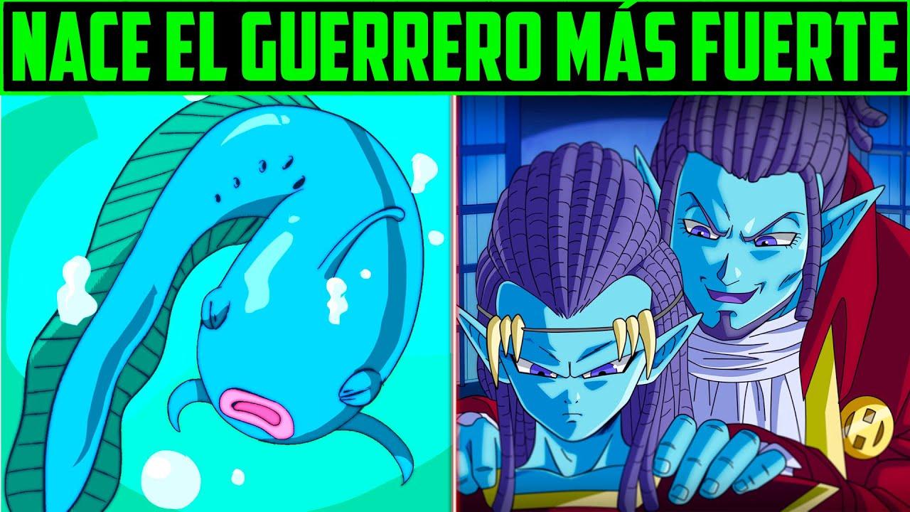 Download NACE EL VERDADERO VILLANO DE LA SAGA DE GRANOLA - DRAGON BALL SUPER / DRAGON BALL Z