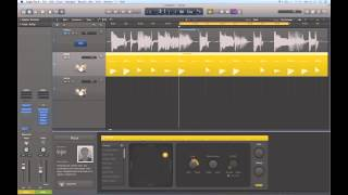 Logic Pro X Tutorials - Drummer tracks & Drum Kit Designer 1/4