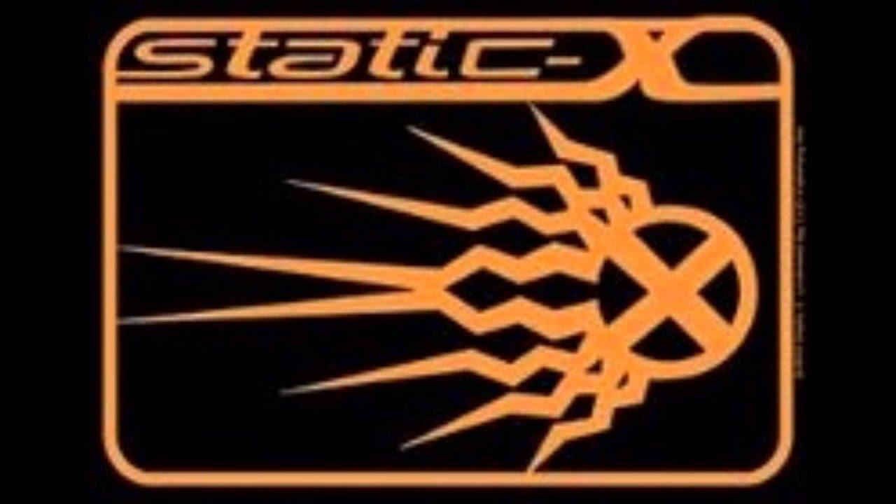 Static-X - Black And White (Lyrics) - YouTube