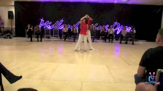 Alexandre Peducasse and Amandine Biesse - Open strictly Swing
