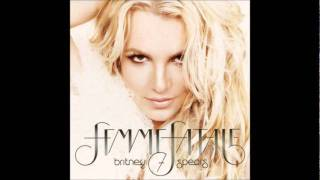 Britney Spears - Till The World Ends (Lead Vocal Stem) [Acapella]