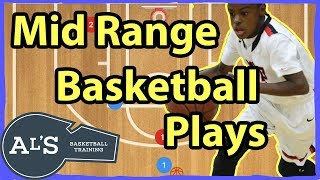 Basketball Plays For Mid Range Shots