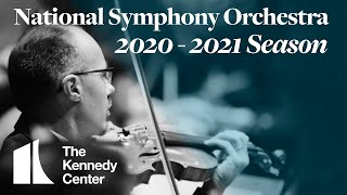 2020-2021 National Symphony Orchestra Season Announcement