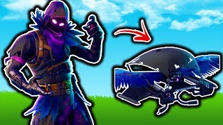 FORTNITE RAVEN & FEATHERED FLYER! ITEM SHOP UPDATE! FORTNITE V-BUCKS GIVEAWAY FORTNITE BATTLE ROYALE
