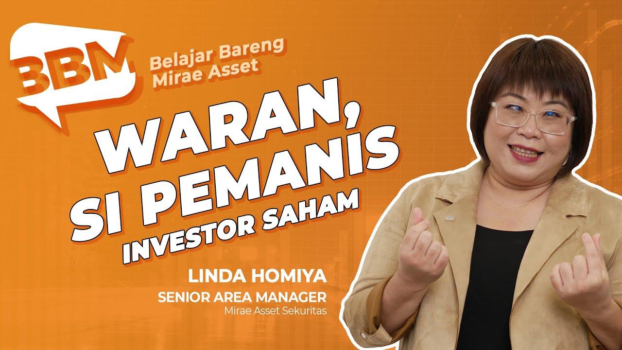 Download WARAN si Pemanis Investor Saham   Belajar Bareng Mirae Asset