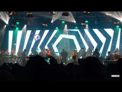Konser #TNDMT Glenn Fredly Untuk Slank (Fancam)