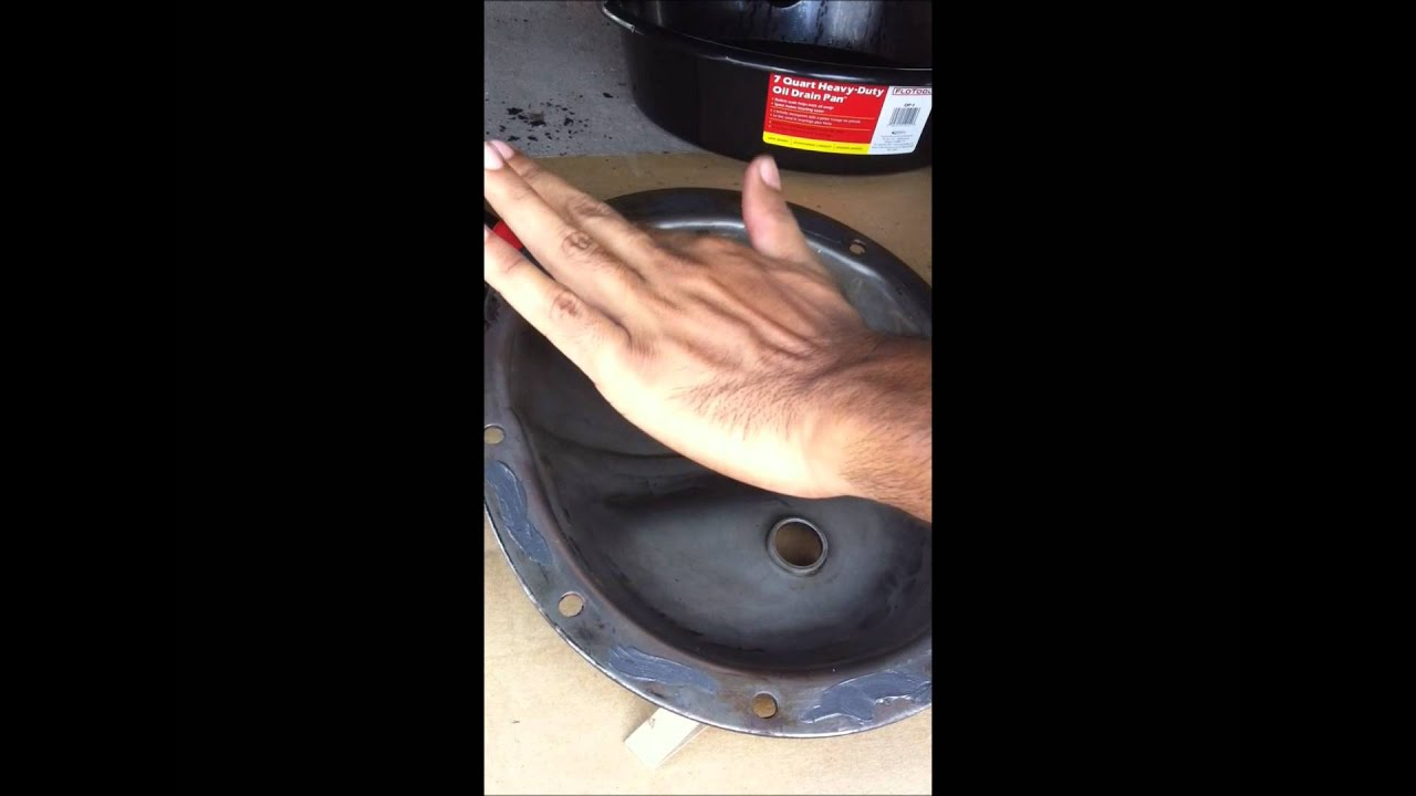 Jeep: rear differential oil change