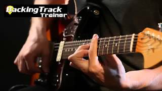 funk backing track in em foundational funk e9 to a9