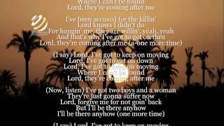 "Bob Marley and The Wailers ""Keep on Moving"" (Lyrics-Letra) [HQ Audio]"
