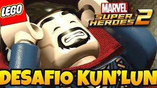 LEGO Marvel Super Heroes 2 PT BR #26 - DOUTOR ESTRANHO E REALITY SHOW EM KUN