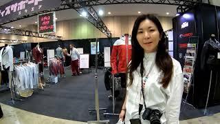 【東京モーターサイクルショー2019】 女子による足つき性チェック thumbnail