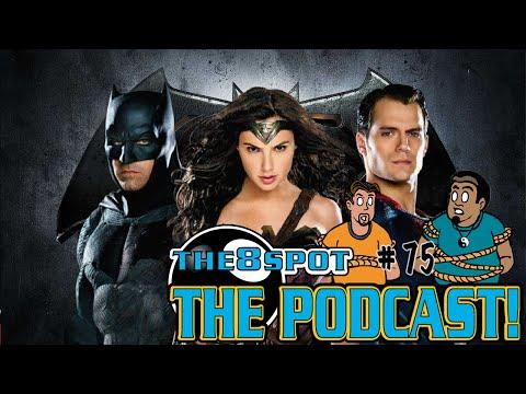 THE 8 SPOT PODCAST EPISODE 75:  A Very Drunken B.V.S. Podcast