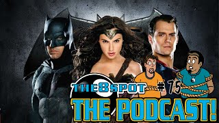 THE 8 SPOT PODCAST EPISODE 75:  A Very Drunken B.V.S. Podcast