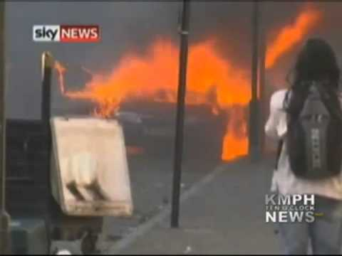 Attorney Christopher Caine - London Riots