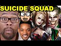 SUICIDE SQUAD CAST! What