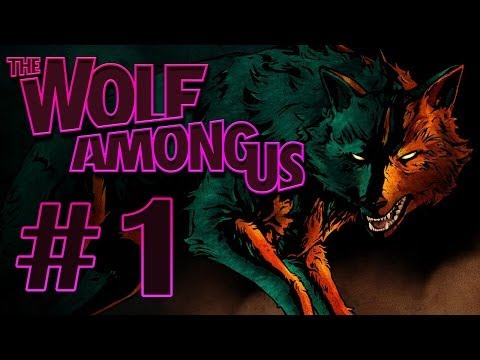 The Wolf Among Us - Gameplay - Episode 5: Cry Wolf #1 (PC) - Let's Play The Wolf Among Us