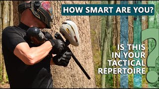 How To Play Paintball: 5 Forms of Field Awareness - Advanced Paintball Tip
