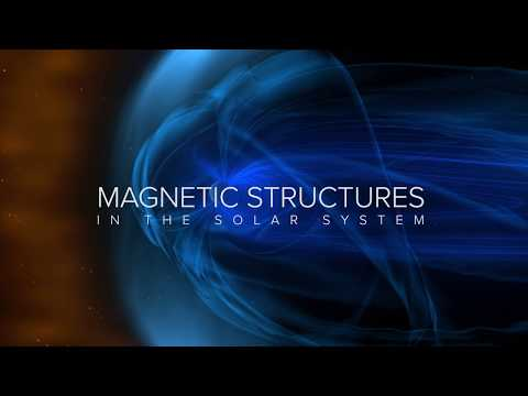 Magnetic Structures in the Solar System  - Professor Margaret Kivelson