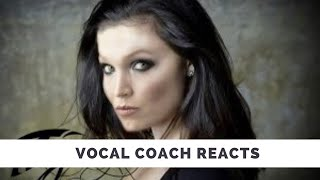 """Vocal Coach Reacts: Nightwish """"The Phantom Of The Opera"""" End of an Era (2005) [Miki's Singing Tips]"""