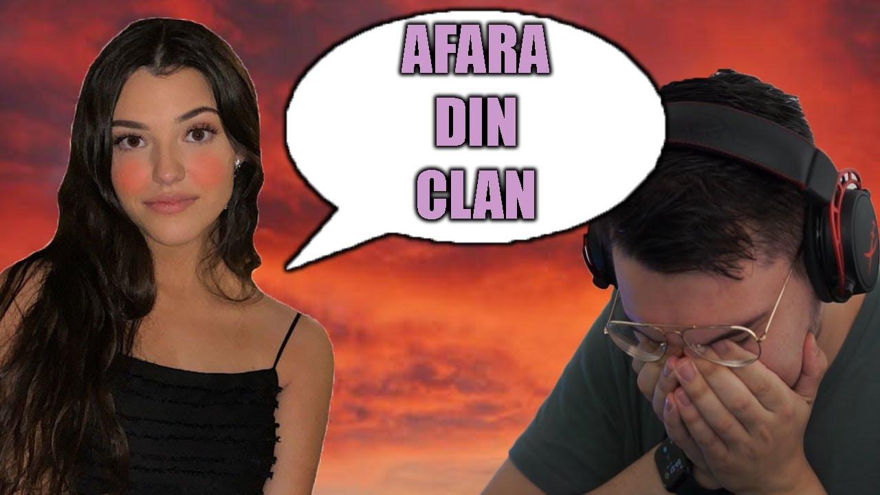 ANTRENOAREA DE FORTNITE M-A DAT AFARA DIN CLAN 😭