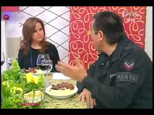 Christian Krauss, Grillo Villegas Parte 2 14   6   2013 @ CASI AL MEDIODIA PAT   BOLIVIA