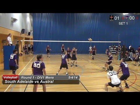 R1 DM South Adelaide vs Austral 2014